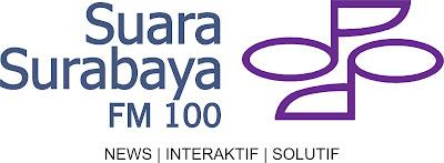Suara Surabaya (SS-FM100) - Online Radio Ready