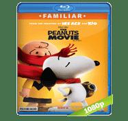 Snoopy y Charlie Brown: Peanuts La Pelicula (2015) Full HD BRRip 1080p Audio Dual Latino-Ingles 5.1
