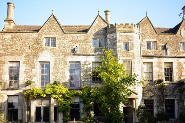 Englisches Schloss - Urlaub In England