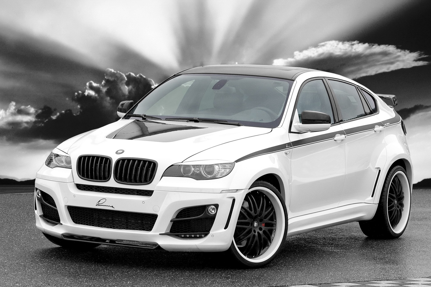 Modified Bmw X6m By Hamann Lumma Clr Videos Car Photos Modified Bmw X6m By Hamann Lumma Clr