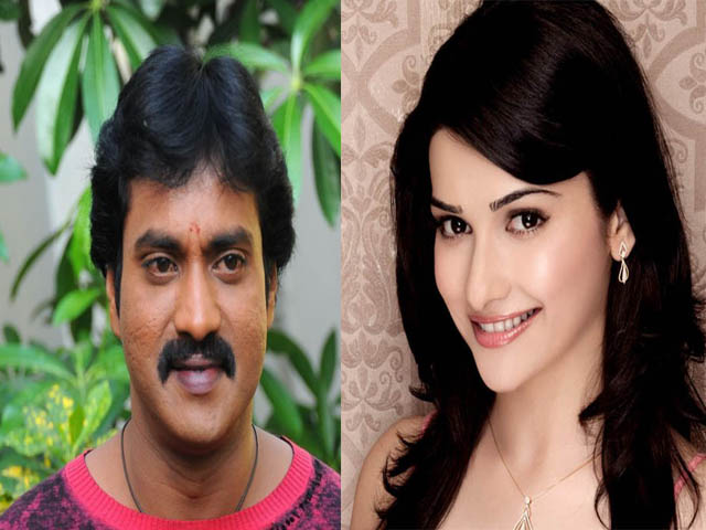Sunil with Bollywood Actress Prachi Desai,Prachi Desai Selected for Sunil Film,Sunil Rpa Creations details,