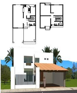 Planos De Casas Modelos Y Disenos De Casas Planos Casas Pequenas - Planos-de-casas-pequeas
