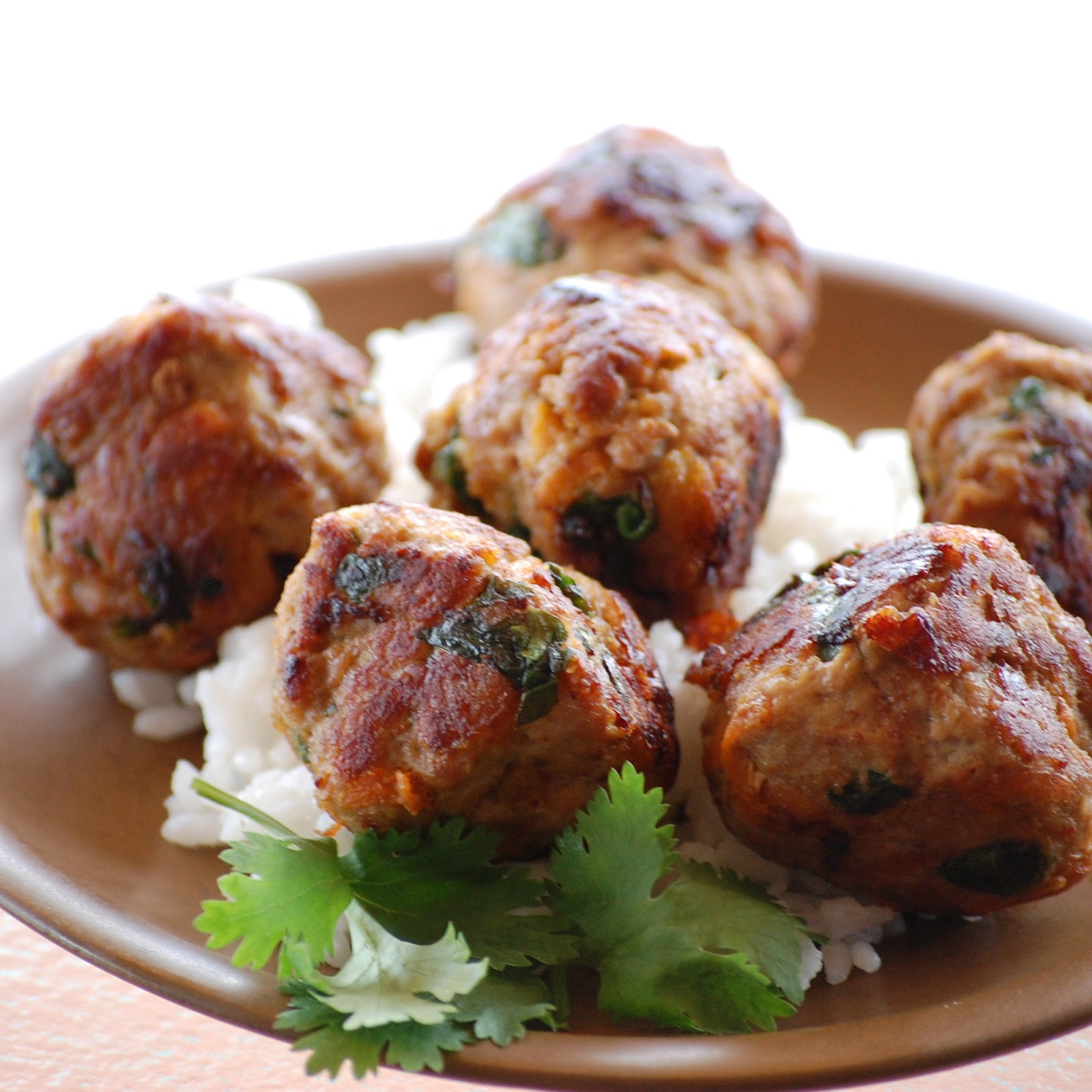Satay Turkey Meatballs | Yellow Dandy