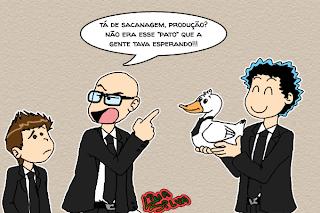 Alexandre Pato no CQC