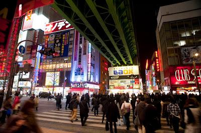 La bulliciosa calle de Akihabara en Tokio - que visitar