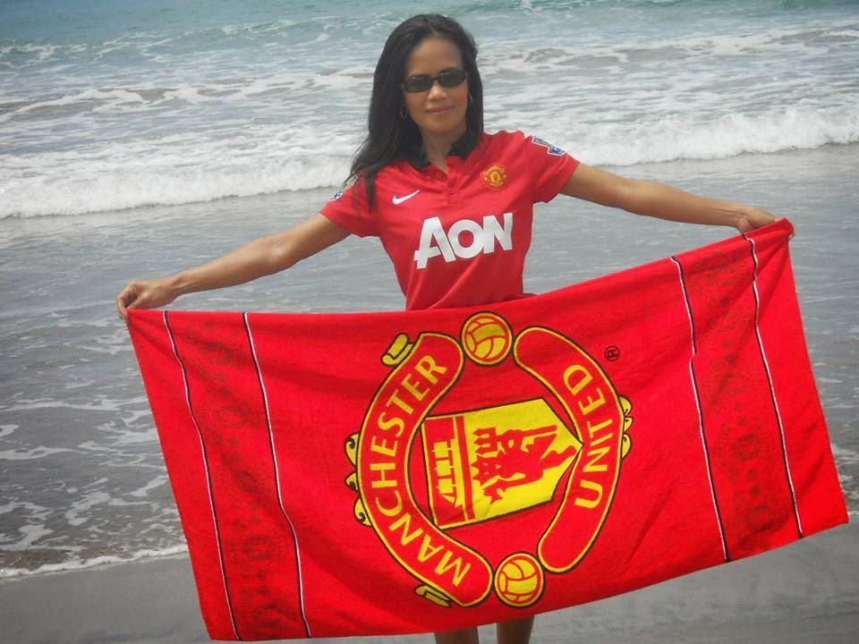 Yanty Java - Manchester United