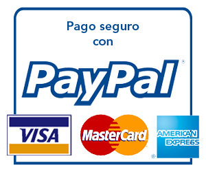 También puedes pagar a través de PayPal