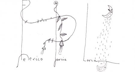 Dibujo Lorca