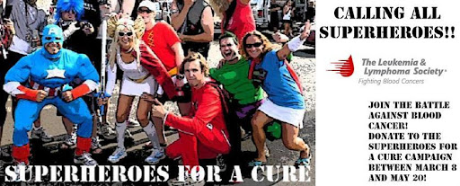 Superheroes For a Cure