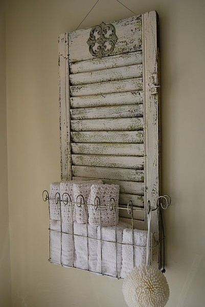 Emejing Decorating With Shutters Photos - Decorating Interior ...