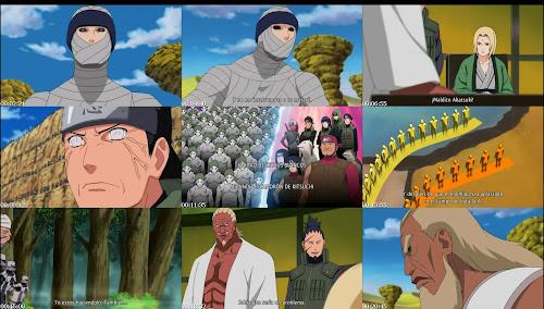 Naruto Shippuden 267 Capitulo/Episodio 267 Descargar