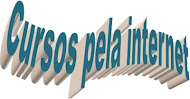 Cursos pela internet