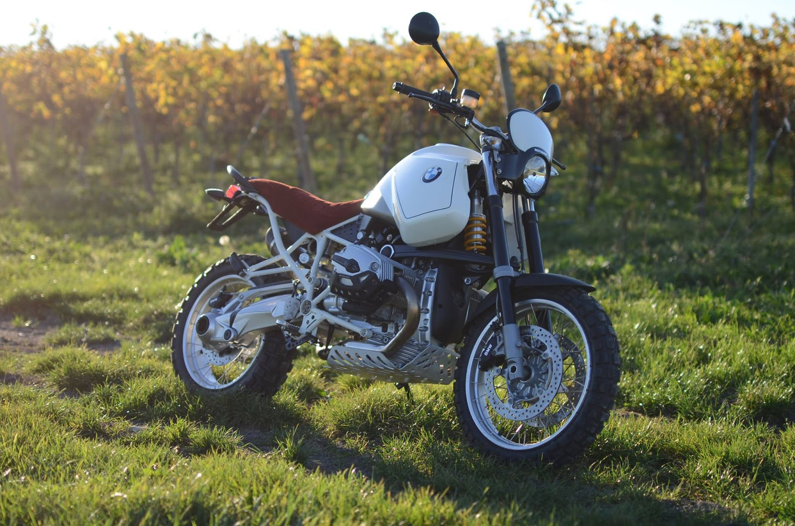 racing caf bmw r1200 gs by motorieep. Black Bedroom Furniture Sets. Home Design Ideas