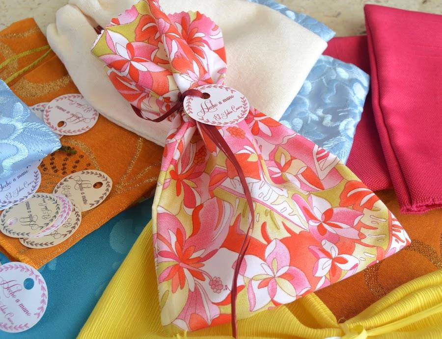 regalos personalizados bolsitas para jabones y balsamos el jabon casero