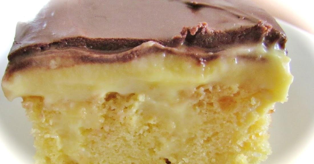 Cake Boston Cream