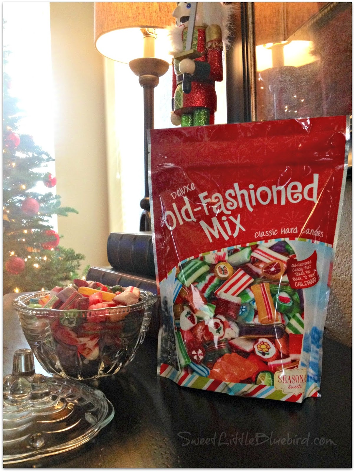 if you have a walgreens give them a call they might have this mix they also carried a bag of ribbon candy