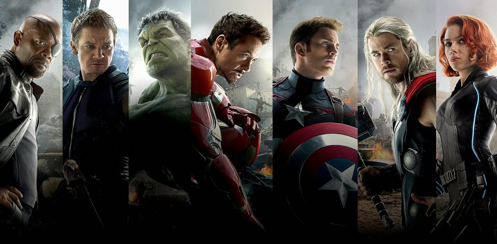 Vingadores: Era de Ultron | Comercial inédito e pôsteres IMAX da sequência da Marvel