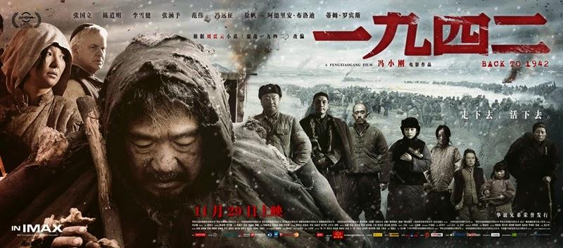 Nạn Đói 1942 - Back To 1942 (2012) HD Vietsub