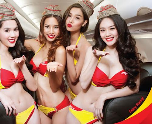 Conheça a Melhor Companhia de Avião do Mundo