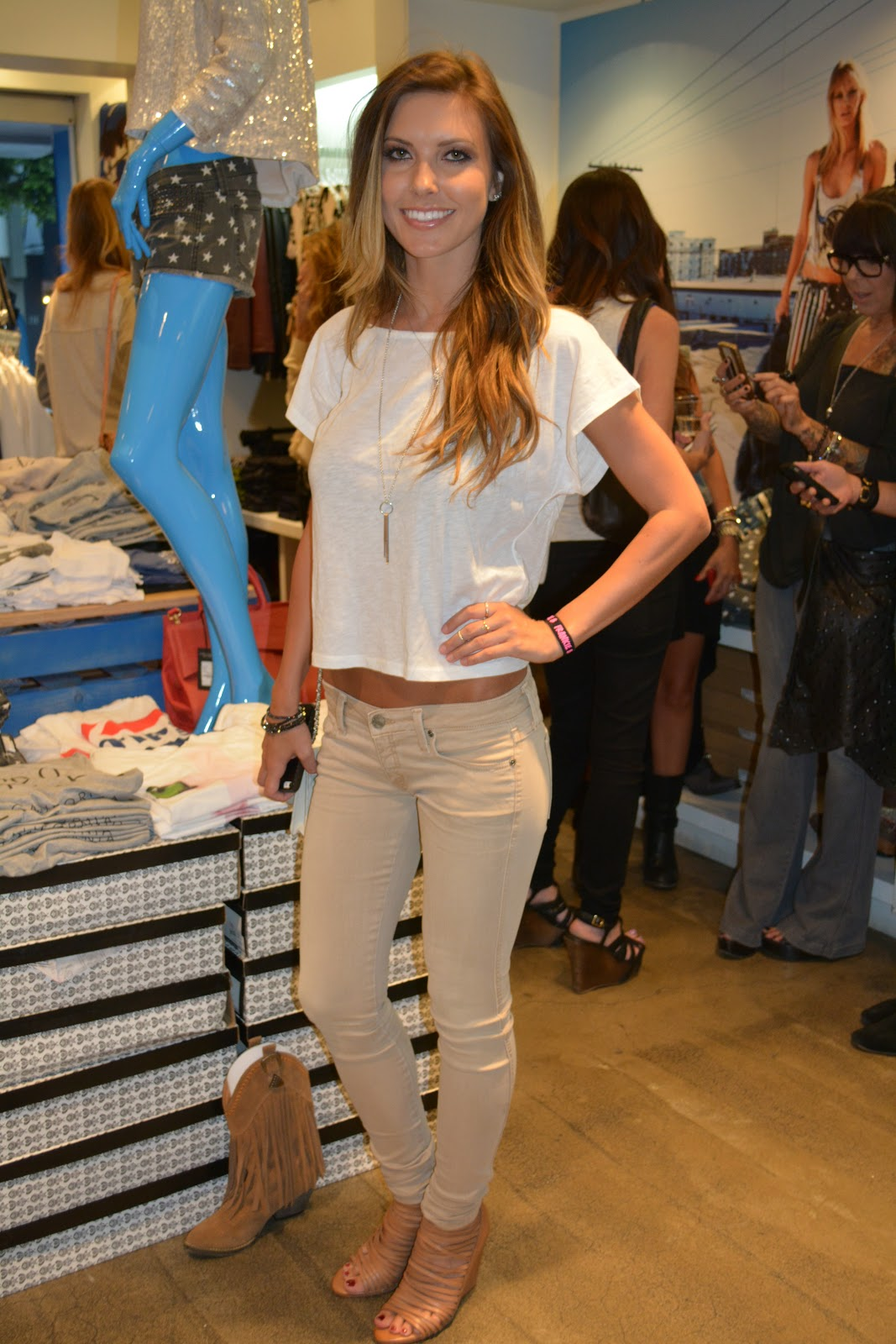 Audrina Patridge Too Skinny The gallery for -->...