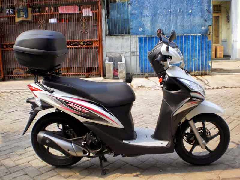 Modif Honda Spacy