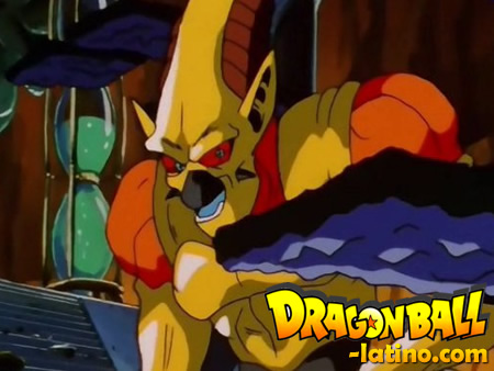 Dragon Ball GT capitulo 12
