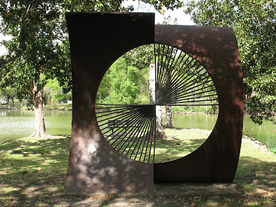 sculpture:  Audubon Park, NOLA