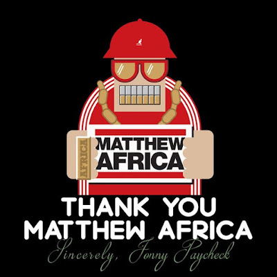 Jonny Paycheck - Thank You Matthew Africa