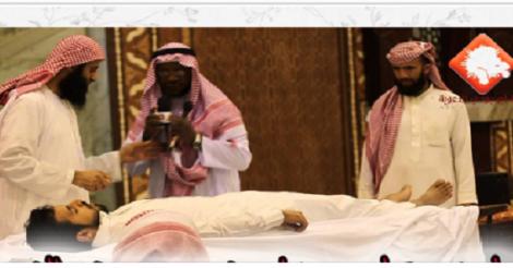 بكاء ميت قبل دفنه يثير دهشة الشيخ والمتواجدين