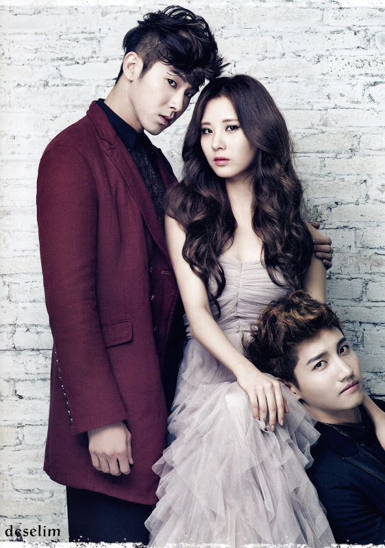 CeCi Magazine issue in November featured TVXQ Yunho and Changmin, SNSD ...