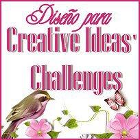 Pertenezco al DT de Creative Ideas Challenges