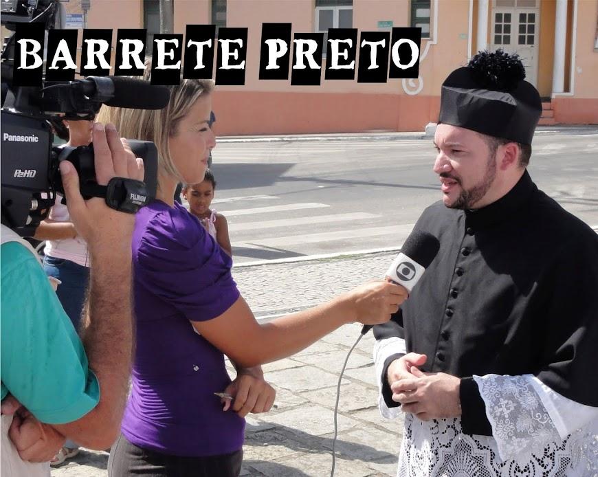 Barrete Preto