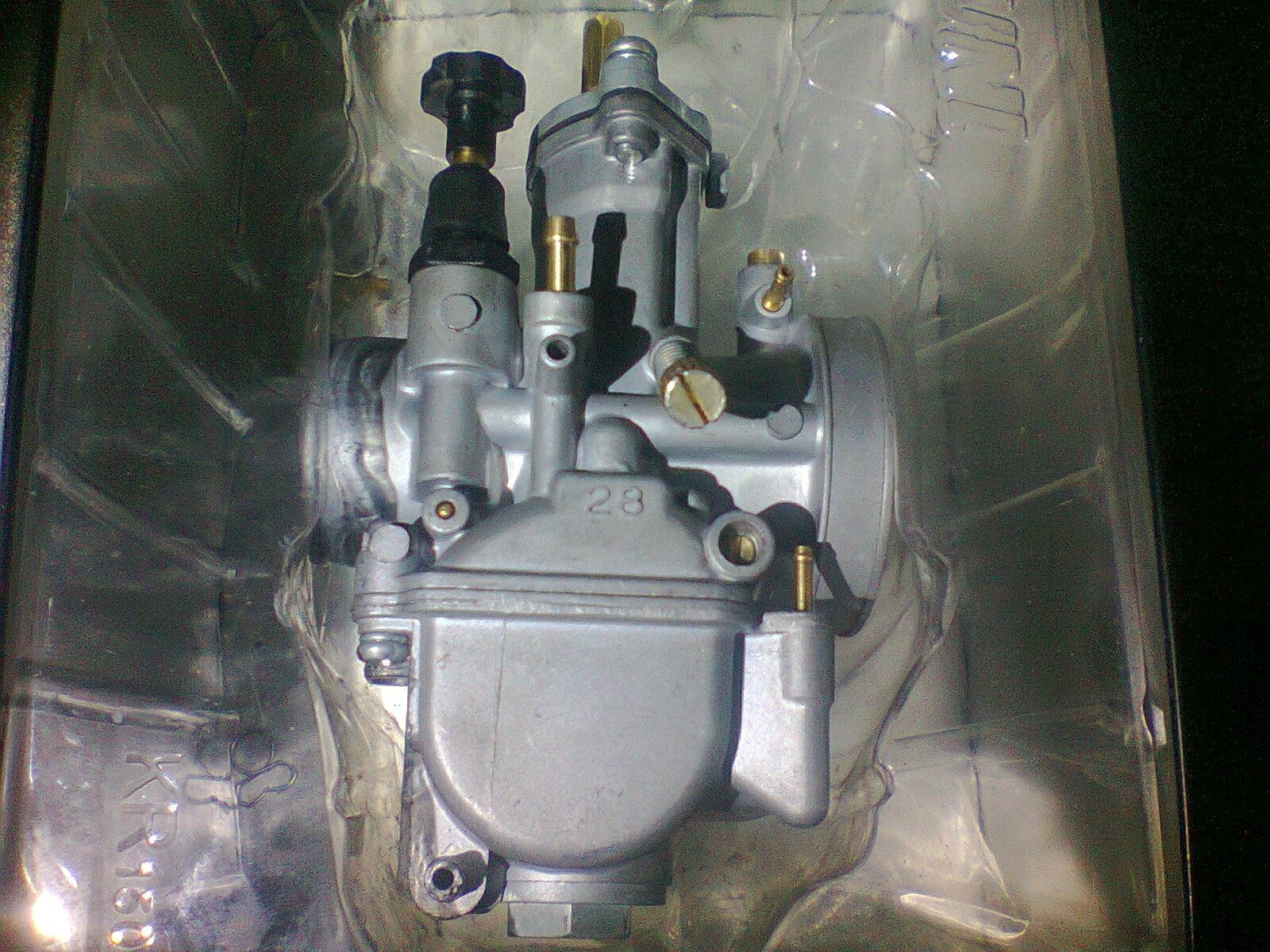 Modif Yamaha Zr