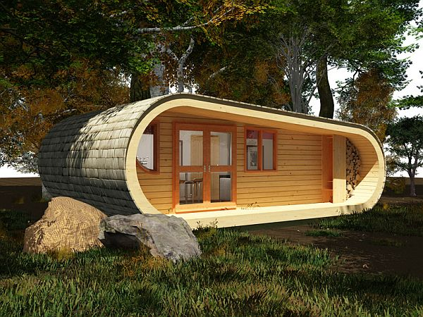 Future Tree Houses the eco-perch luxury tree house | future technology