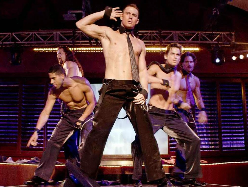 Channing Tatum Magic Mike 'Magic Mike XXL' Reuni...