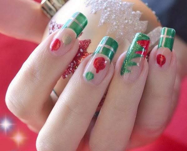 latest nail art bridal fashion