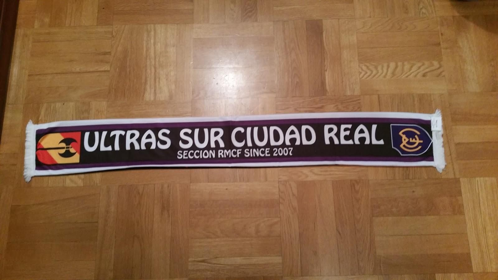 ULTRAS SUR ( SECCION CIUDAD REAL).
