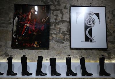 boots, autumn, winter, footwear