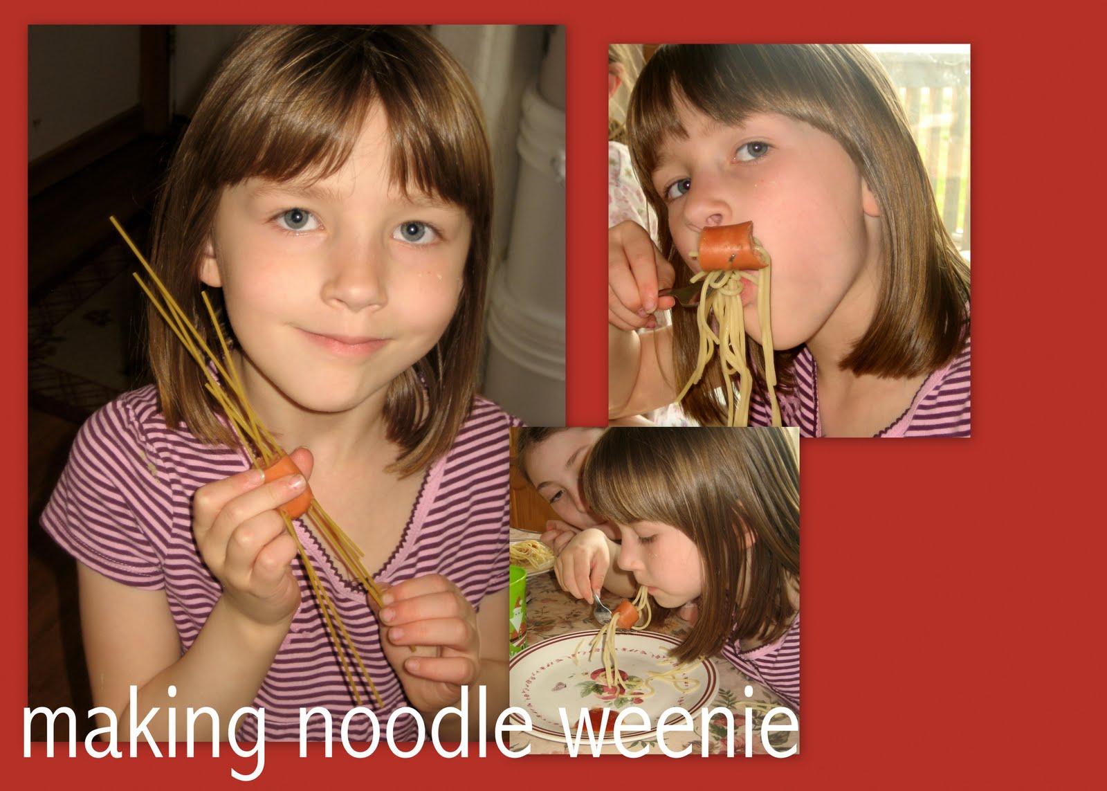 spicy noodles hot weenies noodle weenies how to noodle weenies noodle ...