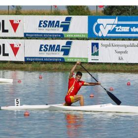 PIRAGÜISMO-El Mundial de Szeged nos da 4 medallas y dos plazas olímpicas