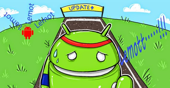 Mengatasi HP Android Lemot Tanpa Aplikasi