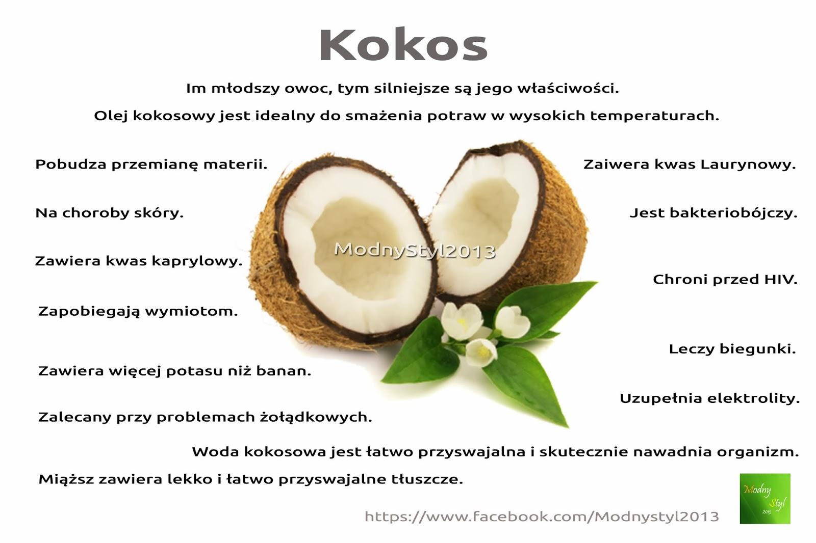 Cudowny kokos