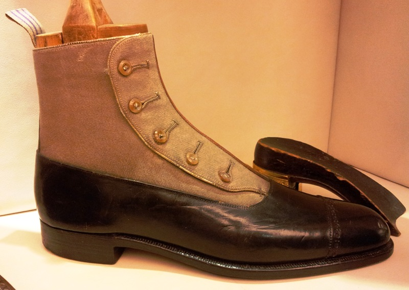 the shoe aristocat the balmoral boot shoe