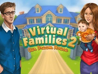 Virtual Families 2 Game For PC