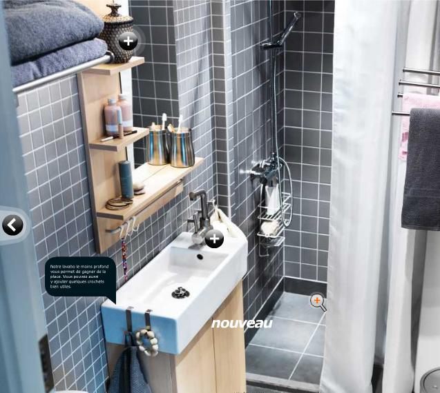 Top du meilleur meilleure salle de bain ik a for Mini salle de douche avec wc