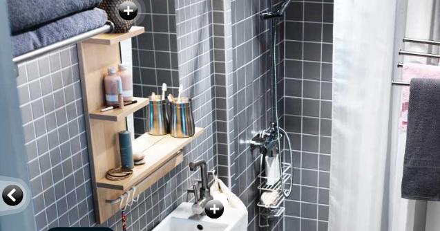 art d co salles de bain ikea 2012. Black Bedroom Furniture Sets. Home Design Ideas