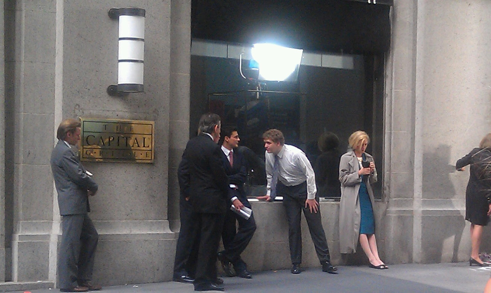 Wolf of wall street movie shoot the wolf of wall