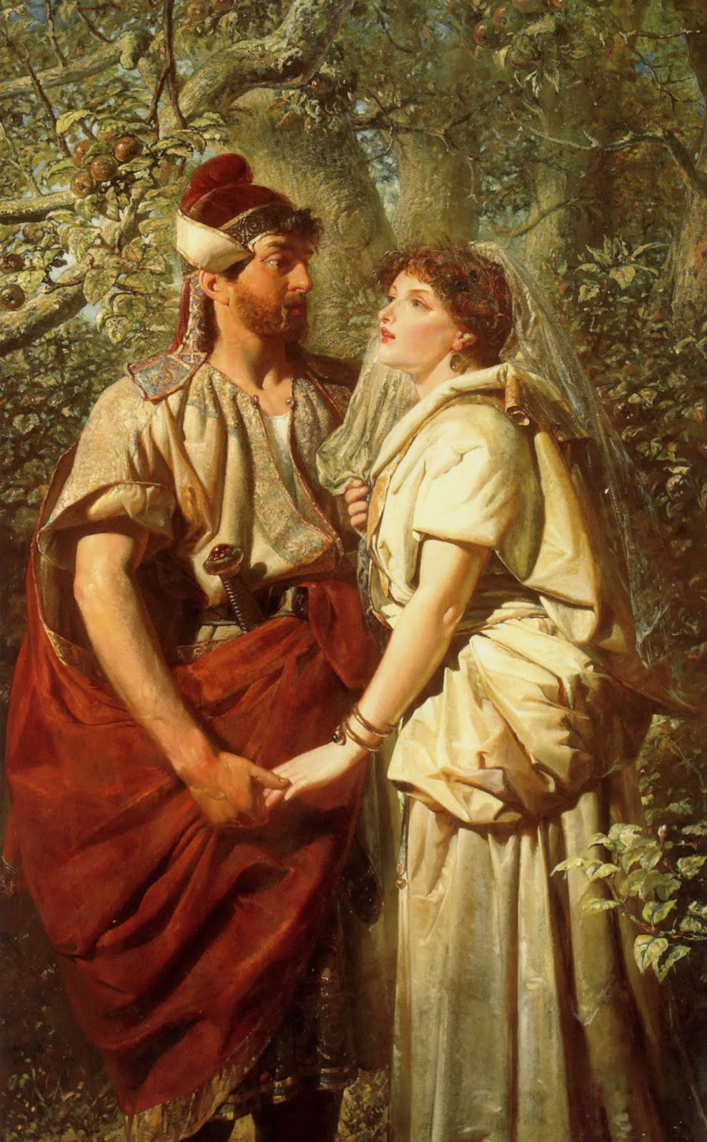 edward henry corbould troilus cressida