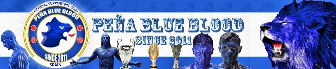 Blue Blood Magazine