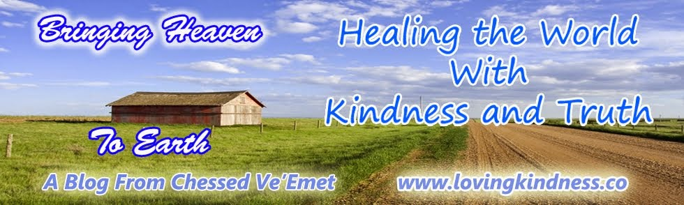 Bringing Heaven to Earth - Healing the World with Kindness and Truth